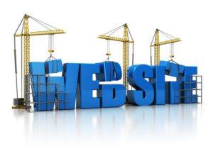 Building a website for free