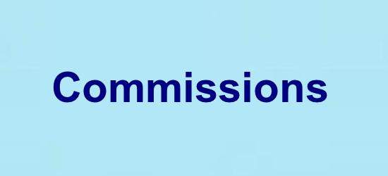 Commissions image make money in affiliate marketing