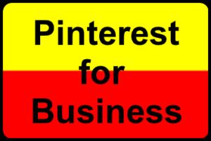 pinterest for business image